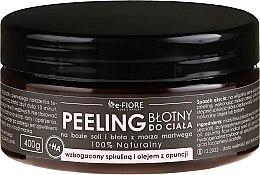 Parfumuri și produse cosmetice Peeling cu spirulină pentru corp - E-Fiore Body Peeling