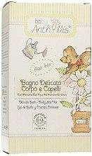 Parfumuri și produse cosmetice Spumă de baie delicată pentru corp și păr - Anthyllis Gentle Baby Bath