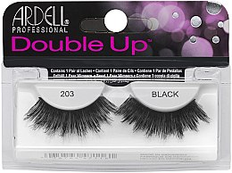 Parfumuri și produse cosmetice Gene false - Ardell Double Up 204 Black