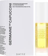 Parfumuri și produse cosmetice Ulei multi-regenerator de trandafir - Germaine de Capuccini Options Universe Multi Regenerating Rose Hip Oil