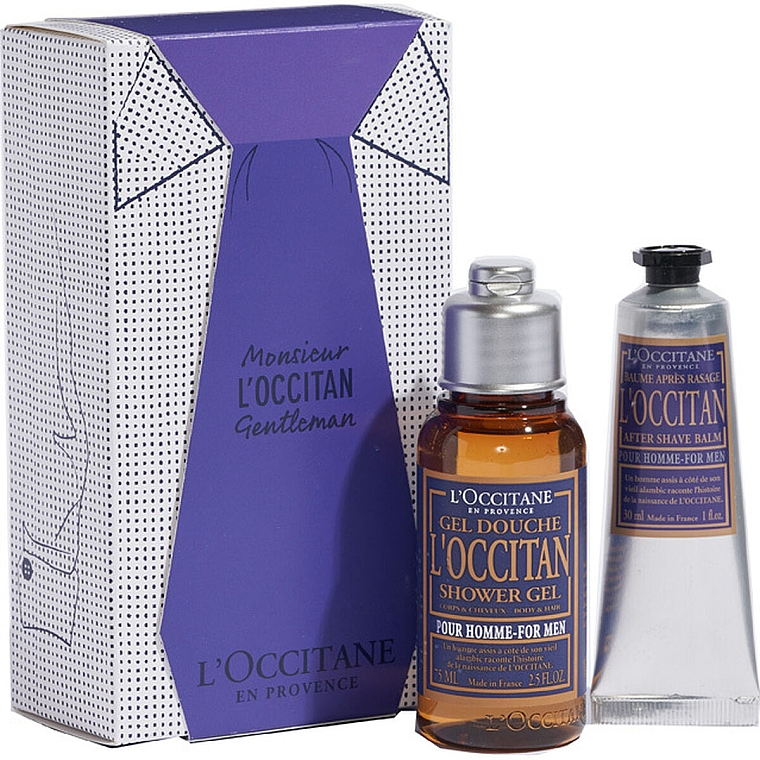 L'Occitane Eau de L'Occitan - Set (sh/gel/75ml + ash/gel/30ml) — Imagine N1