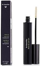 Parfumuri și produse cosmetice Gel transparent pentru sprâncene și gene - Dr. Hauschka Brow and Lash Gel