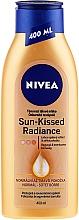 Parfumuri și produse cosmetice Loțiune autobronzantă pentru corp - Nivea Body Nivea Bronze Effect Dark