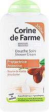 """Parfumuri și produse cosmetice Gel de duș """"Unt de Shea"""" - Corine De Farme Shower Cream"""