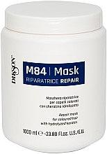 Parfumuri și produse cosmetice Mască cu cheratină hidrolizată pentru păr vopsit - Dikson M84 Repair Mask