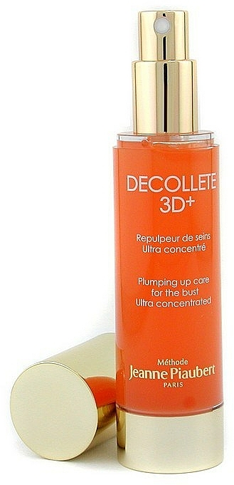 Ser concentrat pentru mărirea sânilor - Methode Jeanne Piaubert Decollete 3D+ Plumping Up Care for the Bust Ultra Concentrated — Imagine N2