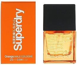 Parfumuri și produse cosmetice Superdry Orange - Apă de colonie