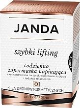 Parfumuri și produse cosmetice Mască facială cu efect de lifting, pentru fiecare zi - Janda