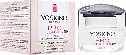 Parfumuri și produse cosmetice Cremă de zi pentru piele normală și combinată 40+ - Yoskine Classic Pro-Elastin Day Cream 40+