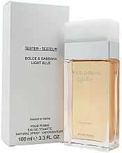 Dolce & Gabbana Light Blue Sunset in Salina - Apă de toaletă (tester cu capac) — Imagine N2