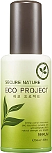 Parfumuri și produse cosmetice Ser facial - Secure Nature Eco Project Serum
