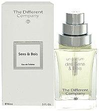 Parfumuri și produse cosmetice The Different Company Un Parfum de Sens et Bois - Apă de toaletă