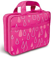 Trusă cosmetică, 4945, roz - Donegal Cosmetic Bag — Imagine N1