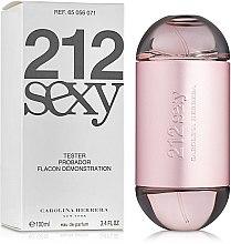 Carolina Herrera 212 Sexy - Apă de parfum (tester cu capac) — Imagine N2