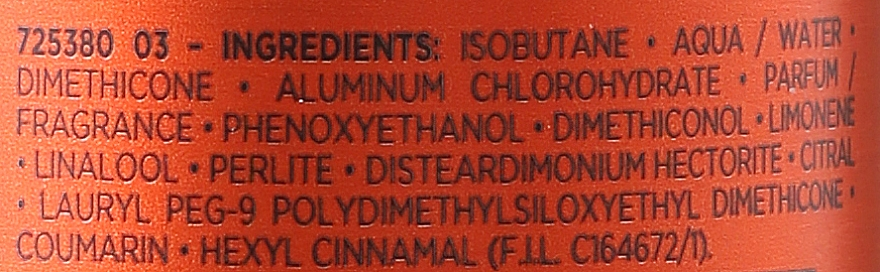 Deodorant antiperspirant pentru bărbați - L'Oreal Paris Men Expert Thermic Resist 48H — фото N5