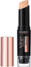 Parfumuri și produse cosmetice Fond de ten - Bourjois Always Fabulous Foundcealer Stick Corrective Makeup Foundation