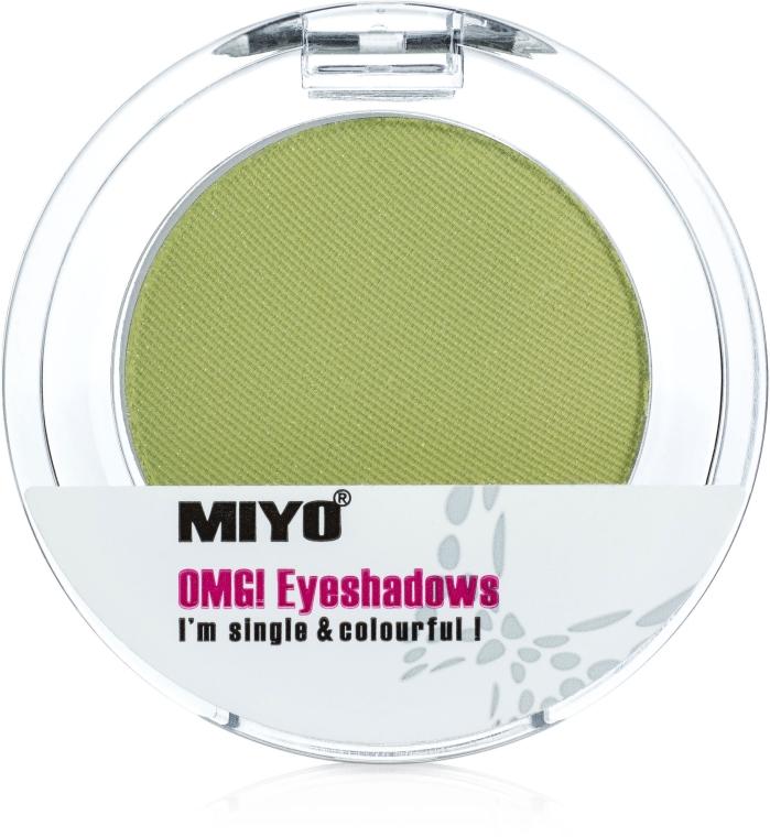 Fard de pleoape - Miyo Omg Eyeshadows