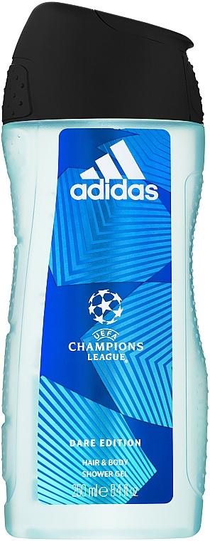 Adidas UEFA Dare Edition - Set (sh/gel/250ml + deo/spray/150ml) — Imagine N2