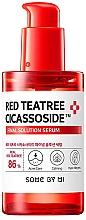 Parfumuri și produse cosmetice Ser cu arbore de ceai și complex de centella - Some By Mi Red Tea Tree Cicassoside Final Solution Serum