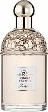 Parfumuri și produse cosmetice Guerlain Aqua Allegoria Ginger Piccante - Apă de toaletă