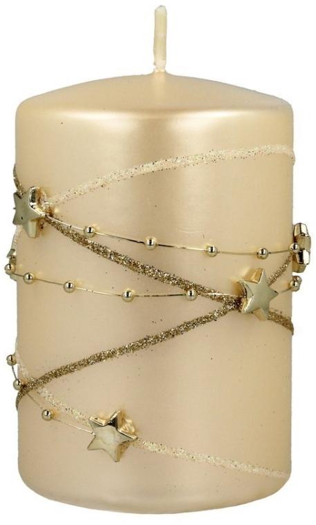 Lumânare aromată, 11x7 cm - Artman Christmas Garland — Imagine N1