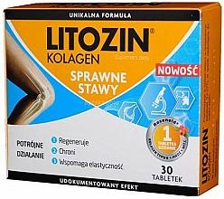 Parfumuri și produse cosmetice Supliment alimetar pentru sănătatea articulațiilor - Orkla Litozin Kolagen