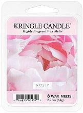 Parfumuri și produse cosmetice Ceară aromată - Kringle Candle Peony