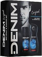 Denim Original - Set (sh/g/250ml + deo/150ml) — Imagine N1