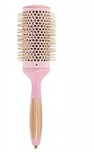 Parfumuri și produse cosmetice Perie rotundă de păr - Ilu Hair Brush BambooM Round 52 mm