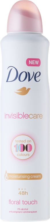 Deodorant- antiperspirant - Dove Invisible Care Floral Touch Antiperspirant