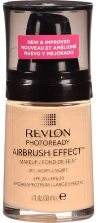 Fond de ten - Revlon Photoready Airbrush Effect Foundation