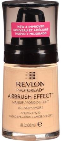 Fond de ten - Revlon Photoready Airbrush Effect Foundation — Imagine N1
