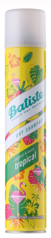 Șampon uscat - Batiste Dry Shampoo Tropical