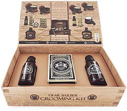 Parfumuri și produse cosmetice Dear Barber Collection II Groom & Go - Set (beard/oil/30ml + wax/25ml + edt/30ml)
