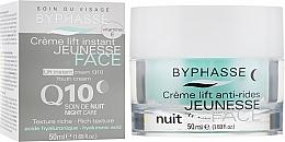 """Parfumuri și produse cosmetice Cremă de noapte """"Lifting-care"""" - Byphasse Lift Instant Cream Q10 Night Care"""