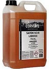 """Parfumuri și produse cosmetice Săpun lichid """"Migdale"""" - La Corvette Liquid Soap"""