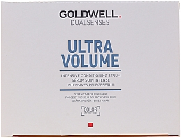Parfumuri și produse cosmetice Ser de păr pentru volum - Goldwell Dualsenses Ultra Volume Intensive