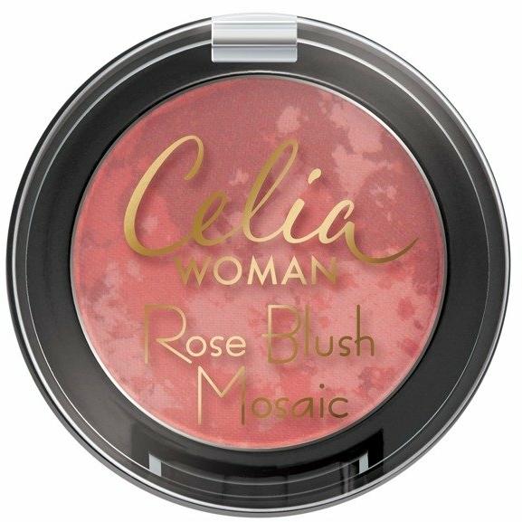 Fard de obraz - Celia Woman Rose Blush Mosaic