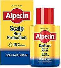 Parfumuri și produse cosmetice Ulei-Ser pentru scalp - Alpecin Scalp Sun Protection SPF15