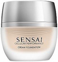 Parfumuri și produse cosmetice Fond de ten pentru față - Kanebo Sensai Cellular Performance Cream Foundation
