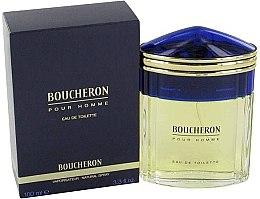 Boucheron for men - Apă de toaletă (tester fără capac) — Imagine N2