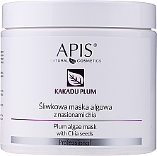 Parfumuri și produse cosmetice Mască cu extract de prună pentru față - APIS Professional Kakadu Plum Cream