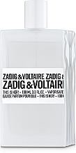 Parfumuri și produse cosmetice Zadig & Voltaire This is Her - Apă de parfum (tester fără capac)