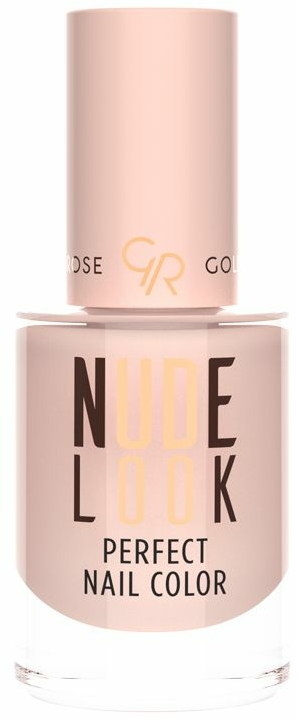 Lac de unghii - Golden Rose Nude Look Perfect Nail Color
