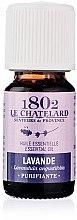 "Parfumuri și produse cosmetice Ulei esențial ""Lavandă"" - Le Chatelard 1802 Essential Oil Lavanda"