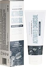 Parfumuri și produse cosmetice Pastă de dinți - Schmidt's Wondermint Activated Charcoal Toothpaste
