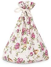 Parfumuri și produse cosmetice Sare de baie mediteraneană cu petale de trandafir - Chantilly Solt