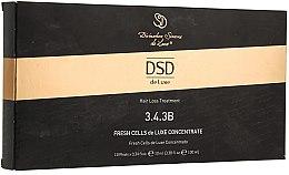 Parfumuri și produse cosmetice Concentrat De Luxe Fresh Cells De Luxe N 3.4.3 B - Divination Simone De Luxe Fresh Cells De Luxewondercell Concentrate