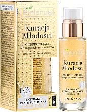 Parfumuri și produse cosmetice Ser pentru față - Bielenda Kuracja Mlodosci Serum