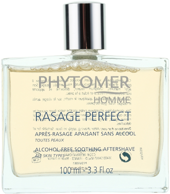 Loțiune după ras - Phytomer Homme Rasage Perfect Soothing After-Shave — Imagine N2
